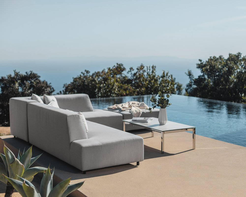 Mika Outdoor Coffee Table