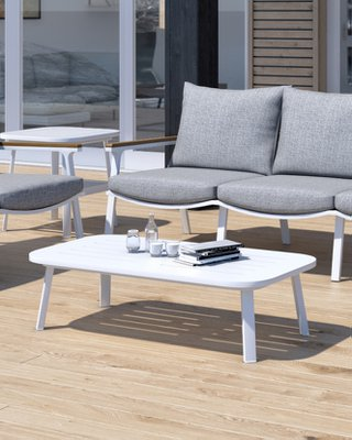 Linnea Outdoor Coffee Table