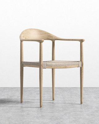 Round Chair - Woven
