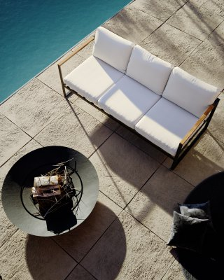 Louis Outdoor Sofa
